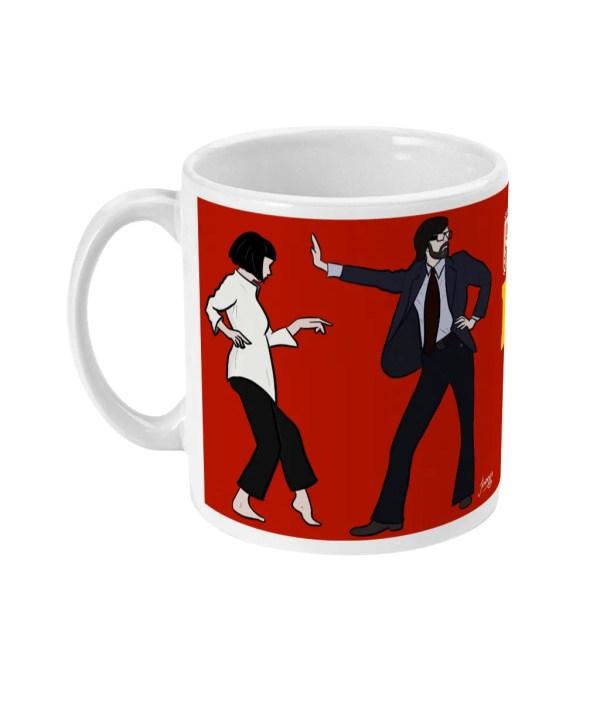Pulp Fiction (Jarvis Cocker) Mug