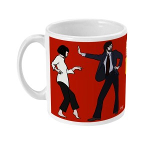 Pulp Fiction (Jarvis Cocker) Mug