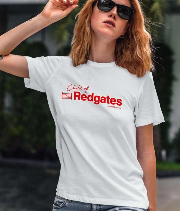 Child of Redgates Sheffield T-Shirt Female