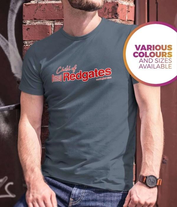 Child of Redgates Sheffield T-Shirt