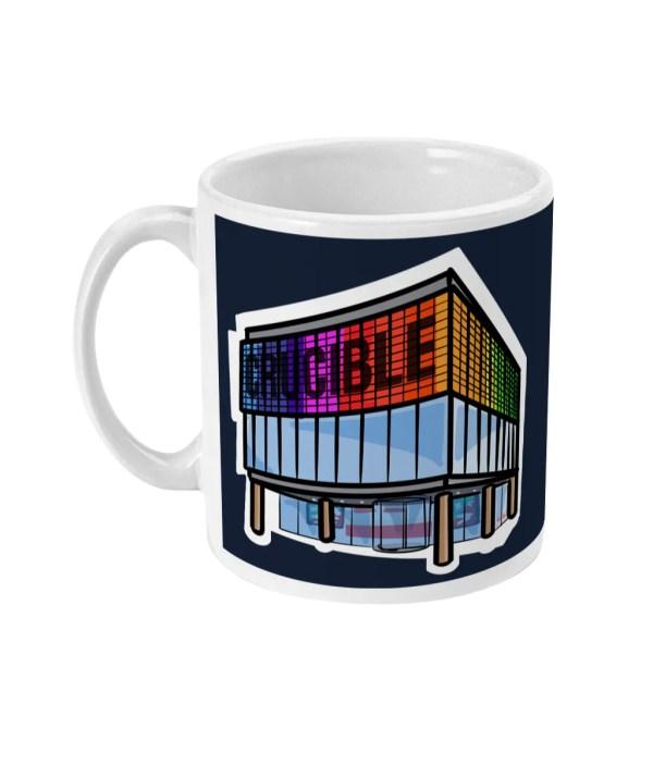 The Crucible Sheffield Mug