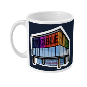 The Crucible Sheffield Mug