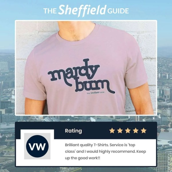 VW's Review of the Mardy Bum T-Shirt