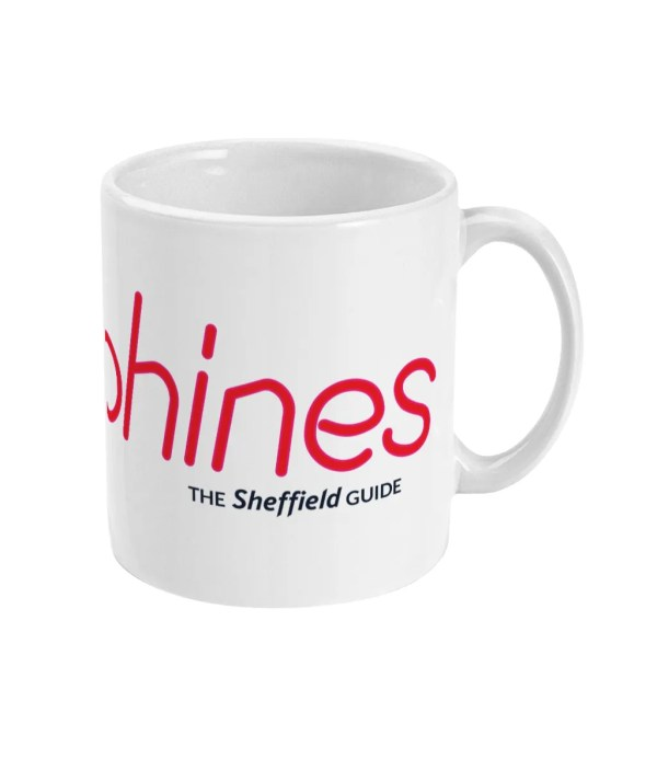 Josephines Sheffield (Neon) Mug