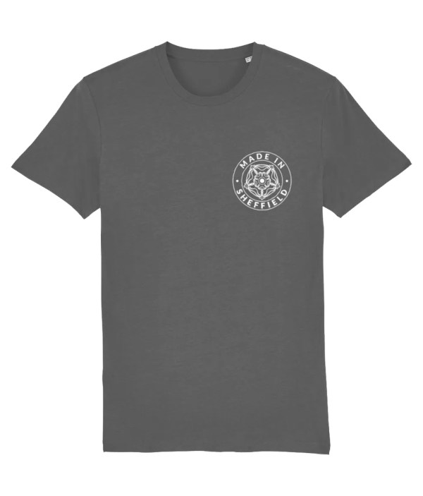 Made in Sheffield T-Shirt, Anthracite