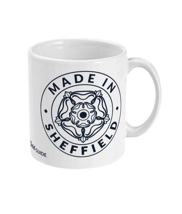 Made in Sheffield Mug