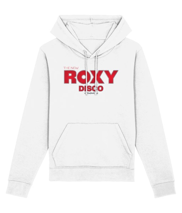 The New Roxy Disco Hoodie, White