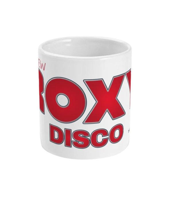 Roxy Disco Sheffield 11oz Ceramic Mug