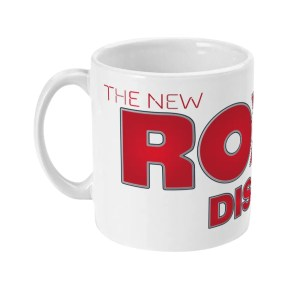 Roxy Disco Sheffield 11oz Ceramic Mug