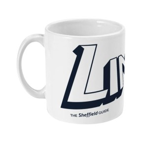 The Limit Sheffield 11oz Mug