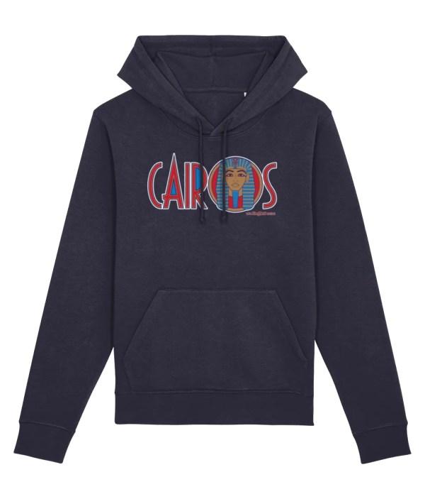 Cairos (Cairo Jax Nightclub) Sheffield Hoodie, French Navy