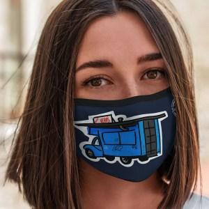 Greasy Vera's Sheffield Face Mask