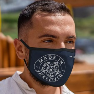 Made in Sheffield Face Mask
