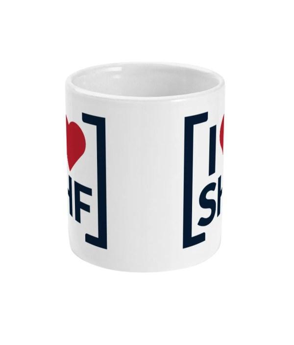 I LOVE SHEFFIELD [SHF] Mug