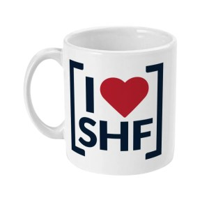 I LOVE SHEFFIELD [SHF] Mug