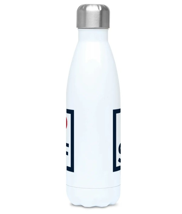 I LOVE SHEFFIELD [SHF] 500ml Stainless Steel Water Bottle