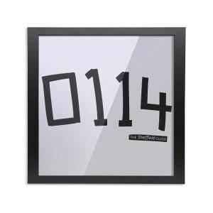0114 Arctic Monkeys Framed Art Print (Square)