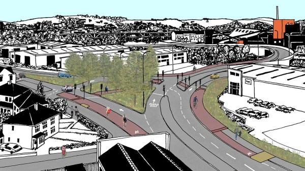 Connecting Sheffield Plans for the junction of Sheffield Road and Blackburn Meadows Way