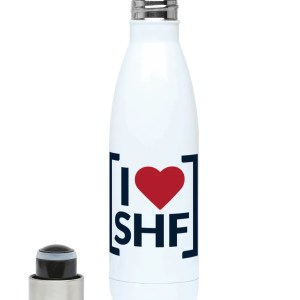 I LOVE SHEFFIELD [SHF] 500ml Stainless Steel Water Bottle