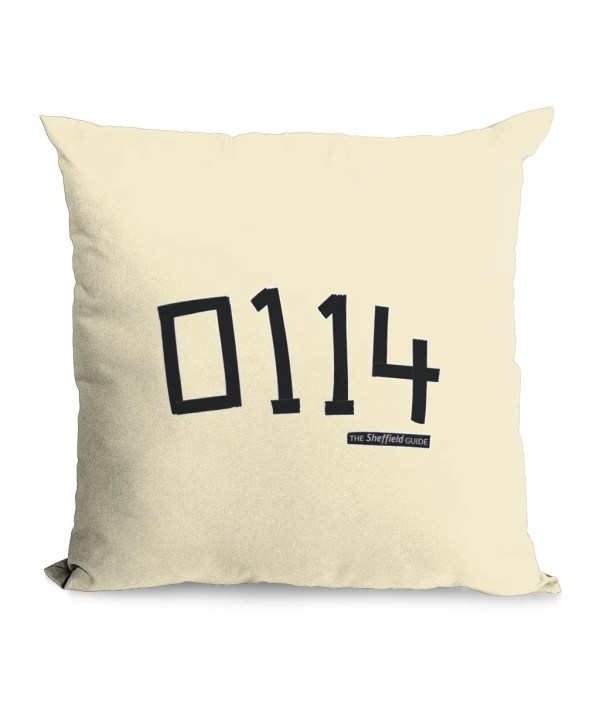 0114 Sheffield Natural Cushion