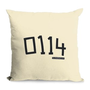 0114 Sheffield Natural Cushion