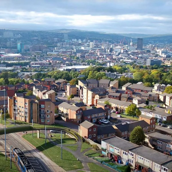 This is Sheffield, The Outdoor City Video