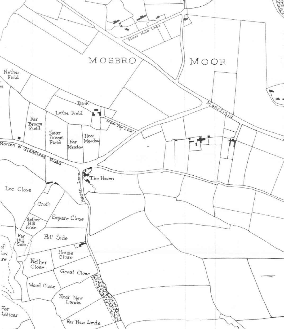 A Mystery: Ellis Family / Mosborough Hill House Research