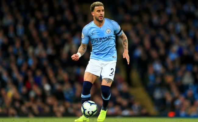 Manchester City Star Kyle Walker Wants To Return To Play