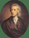 John Locke - 17th century English philosopher (from Wikipedia)