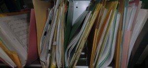 My A-Z filing system