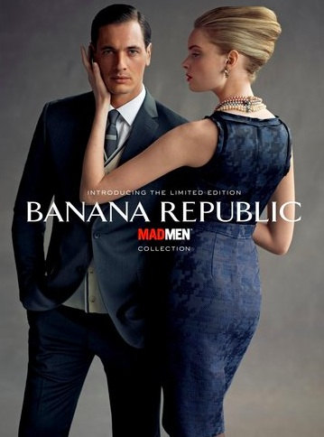 Mad Men Fashion Collection Banana Republic