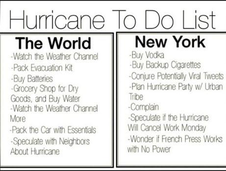 Hurricane survival guide 2011, storing drinking water long