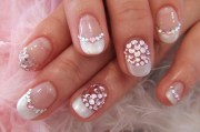 bedazzled nails shefinds