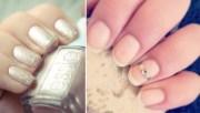 wedding nail art nails