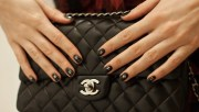 designer nail wraps chanel