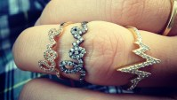 Sydney Evan Love Rings   Diamond Love Rings   Cursive Love ...