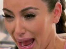 Kim Kardashian Crying « SHEfinds
