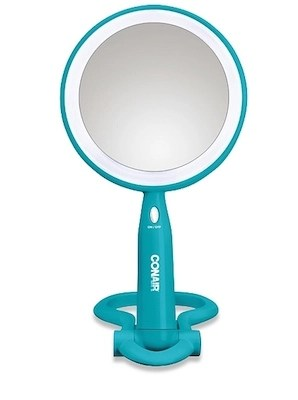 Illuminated LED Mirror
