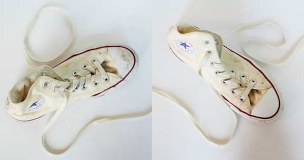 If You Ve Ever Owned A Pair Of Converse Sneakers Know How Dirty They Can Get After All Probably Are Wearing Them Outdoors