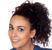tips curly hair