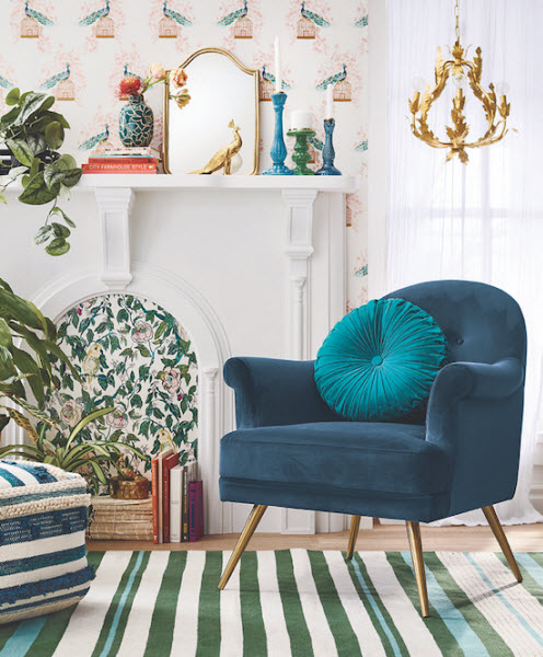 target blue chair office cushion for back pain casually just dropped its 1 300 piece opalhouse line according to the release is globally inspired by design team s travels abroad and based off of extensive guest research