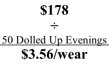 Fashion Math: Is $180 For A Red-Carpet-Worthy Clutch Worth