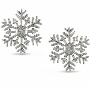 Taste Test: Which Snowflake Earrings Won't Dampen Your