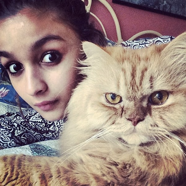 Beautiful Bollywood Celebrity Selfies SheIdeas