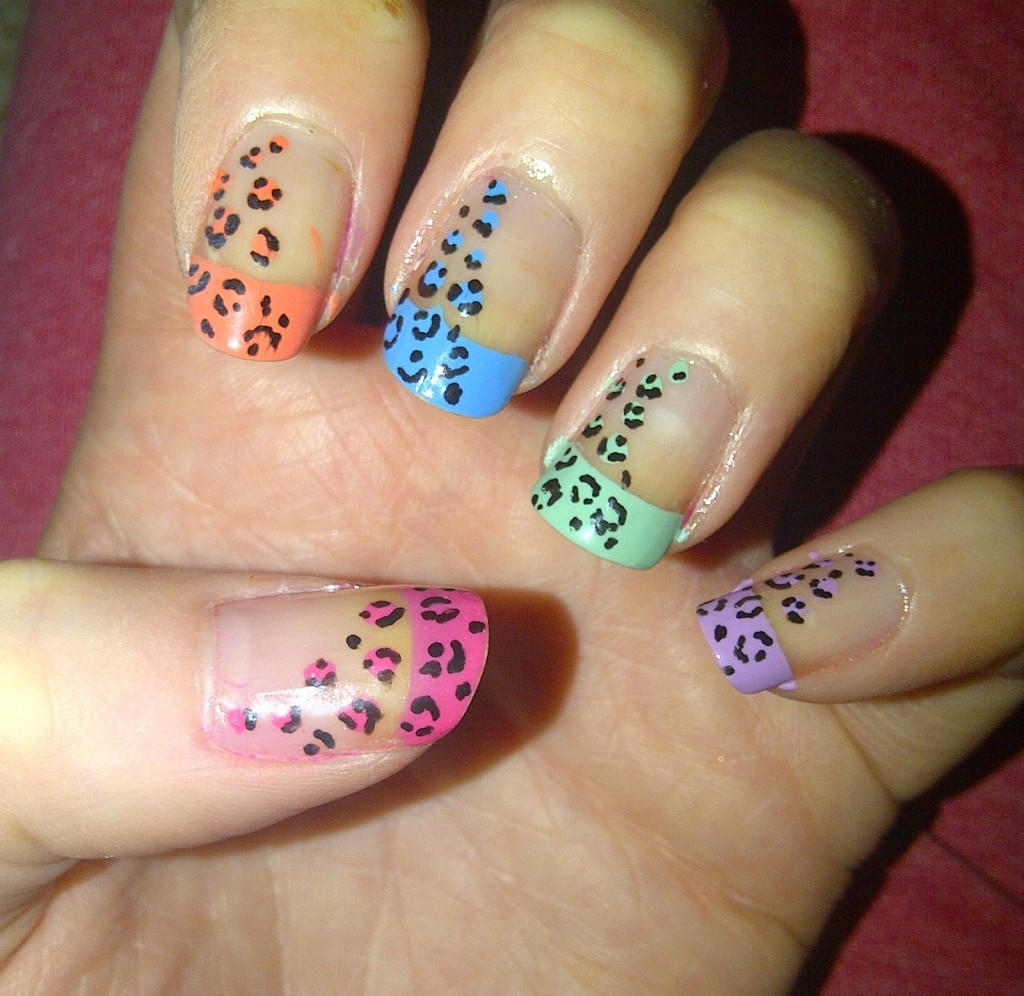 40 Easy and Cool Nail Designs Pictures