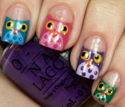 easy and cool nail design