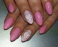 40 Cute Valentines Day Nails Designs for Ladies 2018 ...