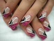 amazing french nail design