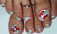 15 Cute Summer Toe Nail Designs 2016 - SheIdeas