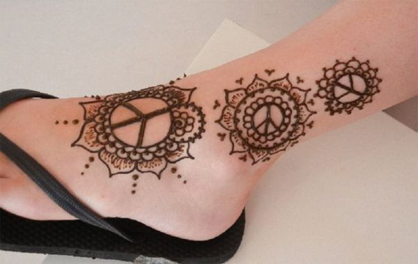 20 Women Cool Henna Tattoos Ideas And Designs